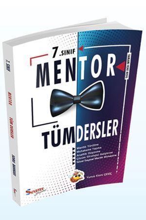 Seans 7. Sınıf Mentor Tüm Dersler Soru Bankası Seans Yayınları