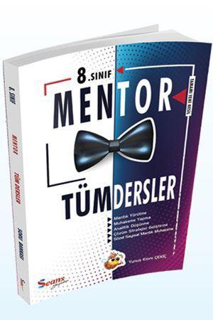 Seans 8. Sınıf Mentor Tüm Dersler Soru Bankası Seans Yayınları