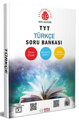 TYT Türkçe Soru Bankası Deka Akademi Yayınları