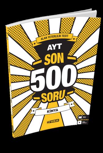 AYT SON 500 SORU KİMYA