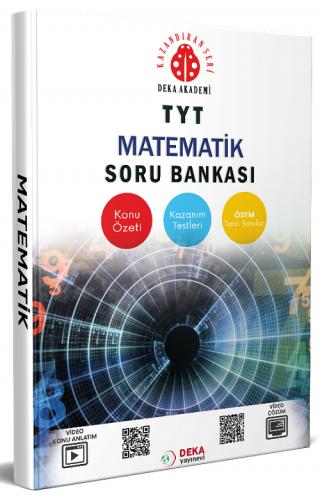 TYT Matematik Soru Bankası Deka Akademi Yayınları