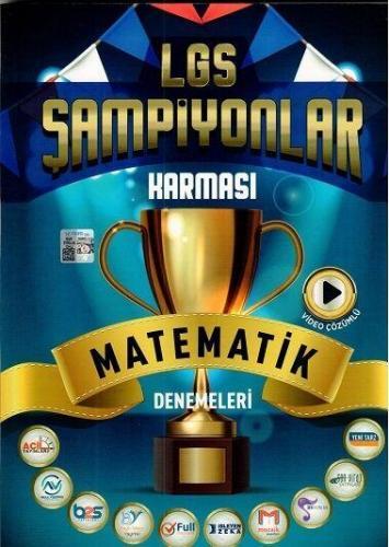 Son Viraj Yayınları 8. Sınıf LGS Matematik Şampiyonlar Karması 10 lu D