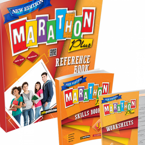 New Edition Maraton Plus 9 (Reference Book+Skills Book+Worksheets)