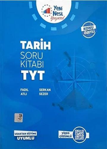 Yeni Nesil Yayınları TYT Tarih Soru Kitabı