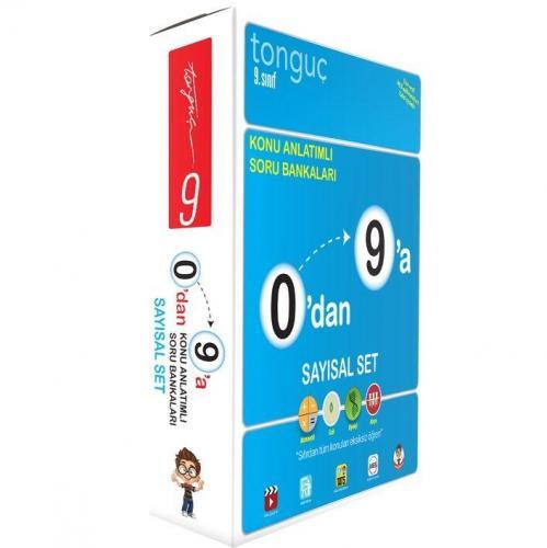 Tonguç Yayınları 9. Sınıf Sayısal 0 dan 9 a Konu Anlatımlı Soru Bankas