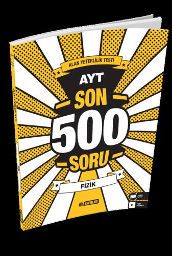 AYT SON 500 SORU FİZİK
