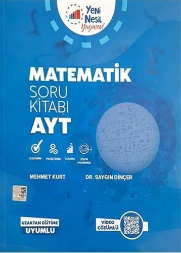 Yeni Nesil Yayınları AYT Matematik Soru Kitabı