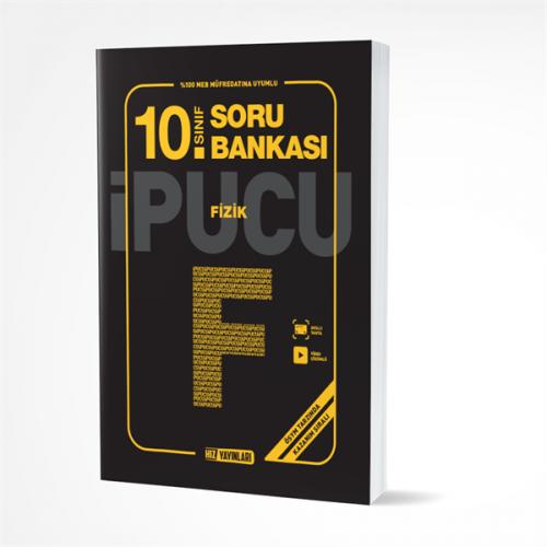 Hız Yayınları 10.SINIF FİZİK SORU BANKASI İPUCU