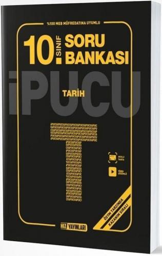 Hız Yayınları 10. Sınıf Tarih İpucu Soru Bankası