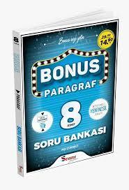 Seans Yayınları 5-6-7-8.sınıf Bonus Paragraf Soru Bankası