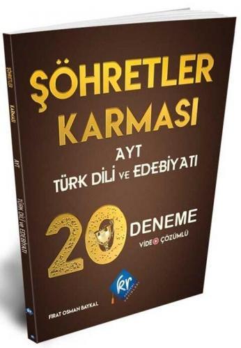 KR Akademi AYT Şöhretler Karması Türk Dili ve Edebiyatı Video Çözümlü