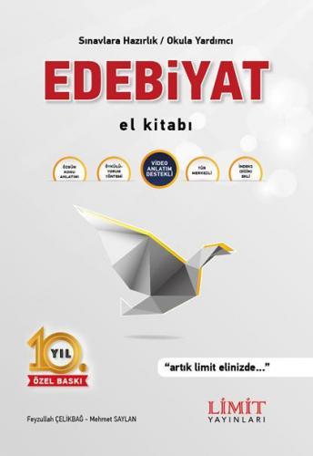 Limit Yayınları Edebiyat El Kitabı 2021