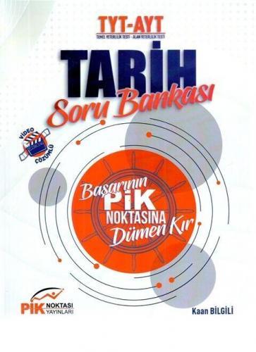 Pik Noktası Yayınları TYT AYT Tarih Soru Bankası