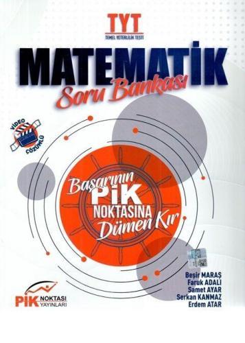 Pik Noktası Yayınları TYT Matematik Soru Bankası