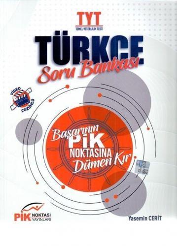 Pik Noktası Yayınları TYT Türkçe Soru Bankası