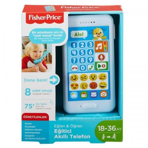 Fisher Price LNL Akıllı Telefon Türkçe