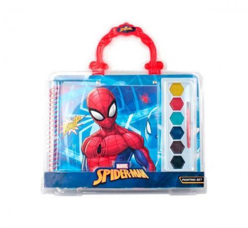 Spiderman Sm-0100 Boyama Seti