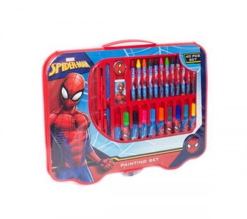 Spiderman Sm-4291 Boyama Seti