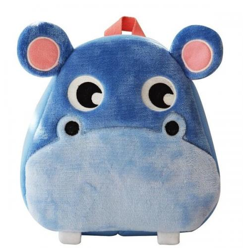 Fisher-Price Hippo Plush Bag