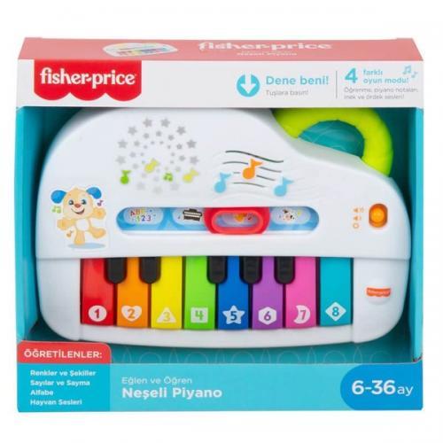 Fisher Price LnL Neşeli Piyano - Türkçe