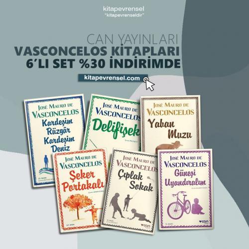 Vasconcelos 6'lı Set