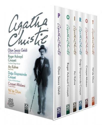 Poirot Seçkisi Seti - 6 Kitap Takım