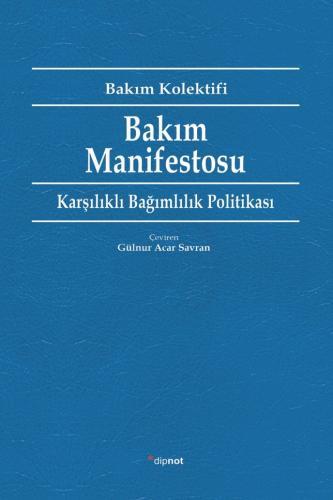 BAKIM MANİFESTOSU