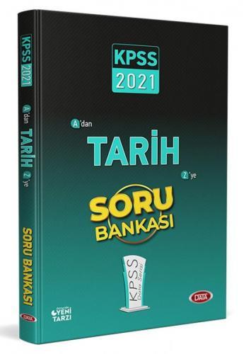Data Yayınları 2021 KPSS Tarih Soru Bankası