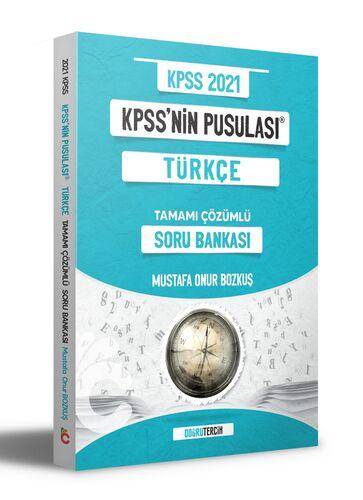 Doğru Tercih Yayınları 2021 KPSS'NİN Pusulası Türkçe Soru Bankası