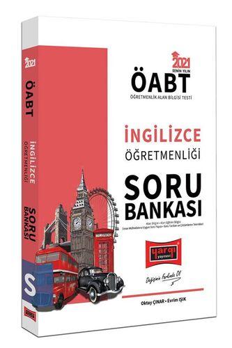 Yargı Yayınları 2021 ÖABT İngilizce Öğretmenliği Soru Bankası