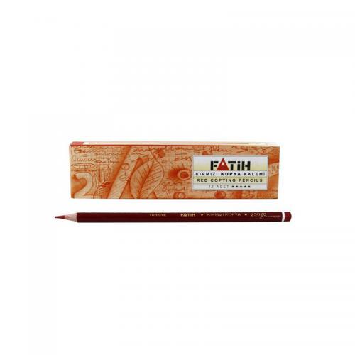 Fatih Kırmızı Kopya Kalemi 25020