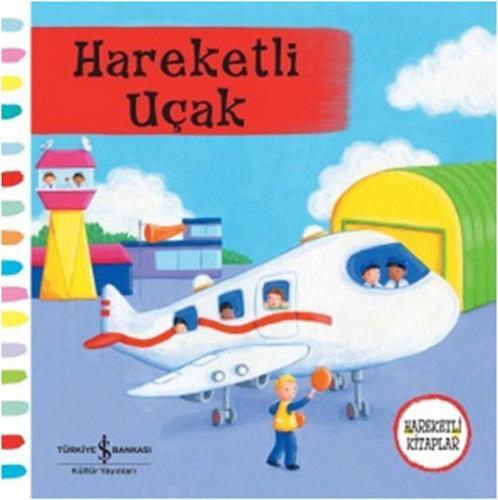 Hareketli Uçak - Hareketli Kitaplar