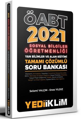 Yediiklim Yayınları 2021 ÖABT Sosyal Bilgiler Öğretmenliği Yan Bilimle