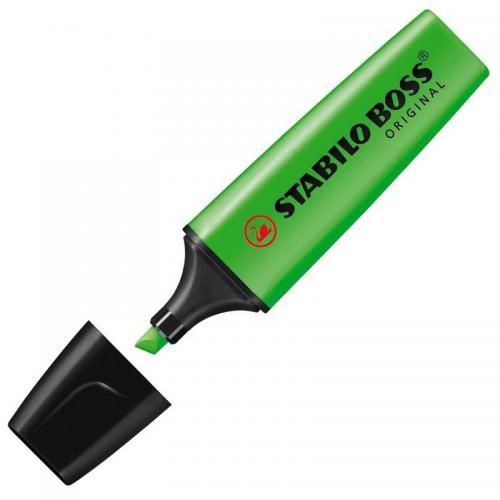 Stabilo Boss Fosforlu Kalem Yeşil 70/33