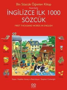 Resimlerle İngilizce İlk 1000 Sözcük 1001 Çiçek Kitaplar