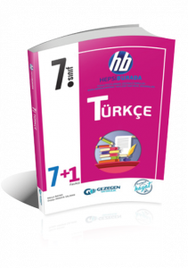 7. Sınıf Türkçe 7+1 Fasikül Hb