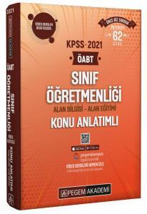 2021 KPSS ÖABT Sınıf Öğretmenliği Video Destekli Konu Anlatımlı Modüler Set - 7 Kitap