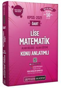 2021 KPSS ÖABT Lise Matematik Video Destekli Konu Anlatımlı