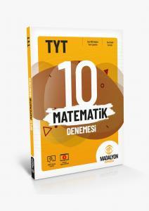 TYT 10'Lu Matematik Denemesi Madalyon Yayınları