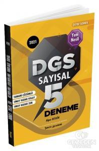 Tercih Akademi 2021 DGS Sayısal 5 Deneme