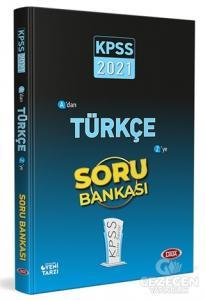 2021 KPSS A'dan Z'ye Türkçe Soru Bankası