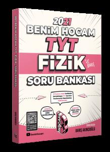 Benim Hocam 2021 YKS TYT Fizik Soru Bankası - Barış Akıncıoğlu Benim Hocam Yayınları