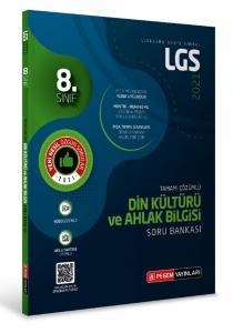 LGS Din Kültürü ve Ahlak Bilgisi Tamamı Çözümlü Soru Bankası