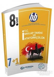 8. Sınıf T.C. İnkılap Tarihi ve Atatürkçülük 7+1