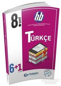 8.Sınıf Türkçe 6+1 Fasikül