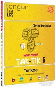 8. Sınıf Türkçe Tak-tik'li Soru Bankası