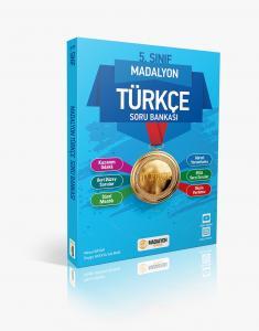 5. Sınıf Madalyon Türkçe Soru Bankası | Madalyon Yayıncılık