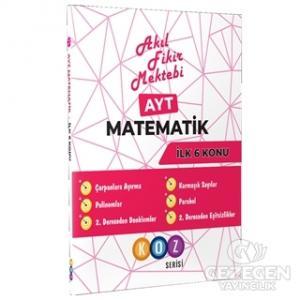 Akıl Fikir Mektebi AYT Matematik Koz Serisi