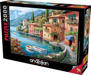 Anatolian Villagio Dal Lago 2000 Parça Puzzle - Yapboz