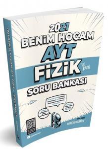 Benim Hocam 2021 YKS AYT Fizik Soru Bankası - Barış Akıncıoğlu Benim Hocam Yayınları